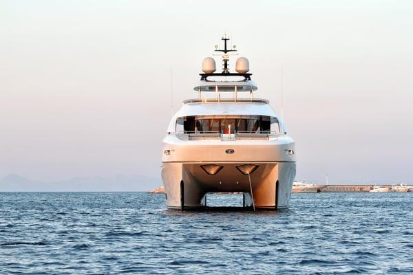 Curvelle Quaranta Yacht For Sale Bow-min