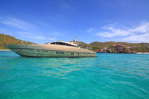 Leopard 27 yacht for sale 1