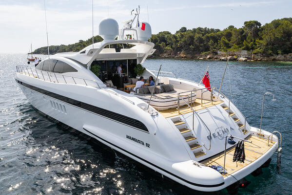 mangust 92 yacht for sale59