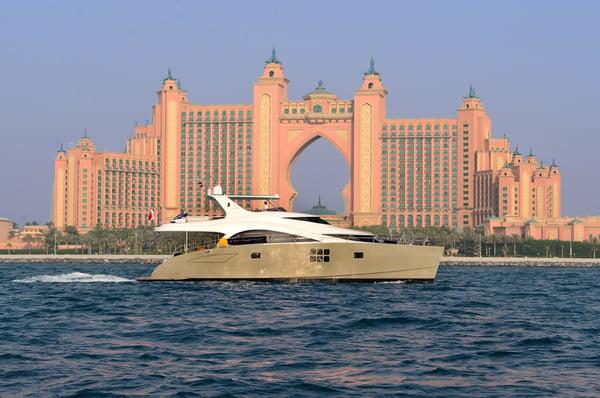 sunreef 70 power yacht for sale dubai 2