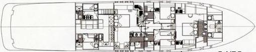 layout leopard 34 lower deck