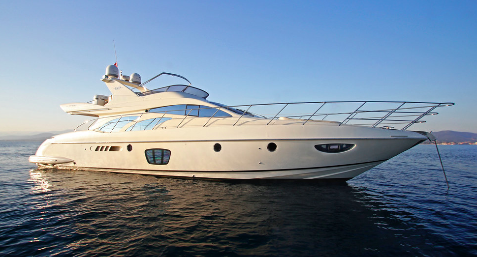 Azimut 62 evo yacht for sale profile 2