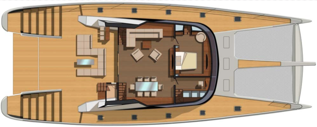 BCY 101 Colored Layout Blue Coast Yachts 00002