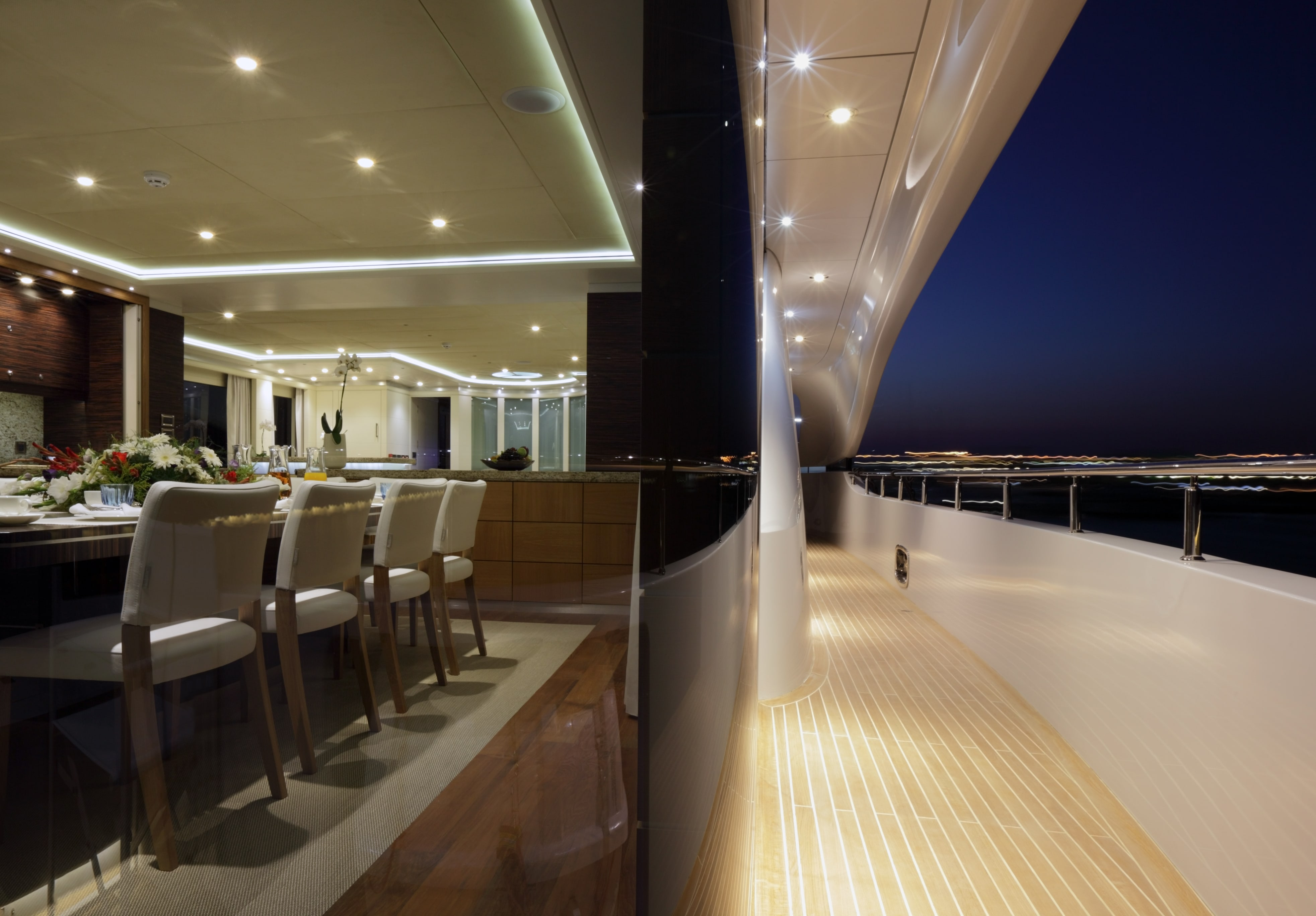 Curvelle Quaranta Yacht For Sale Deck Detail-min