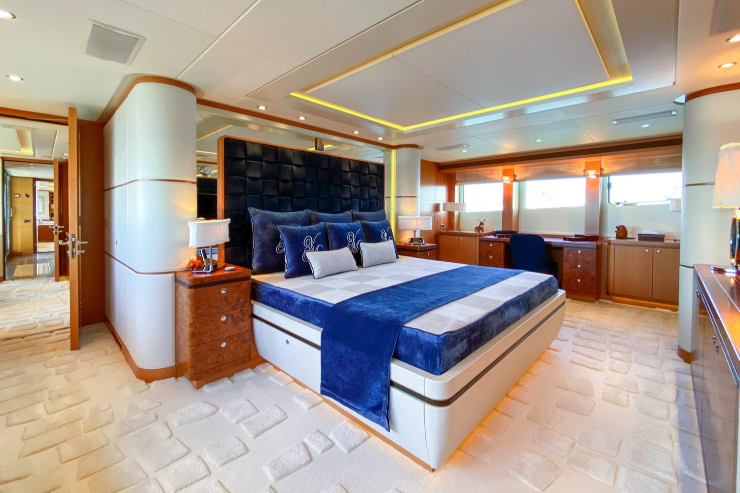 interior - Heesen 44m 2010 San Bernardo for sale 50