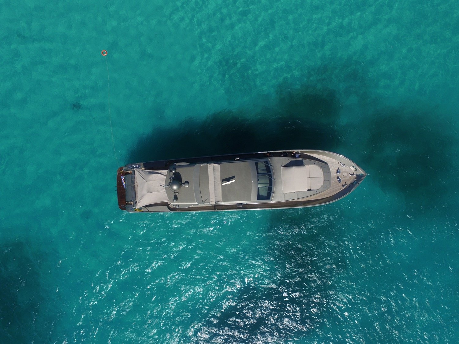 Leopard 27 yacht for sale 2
