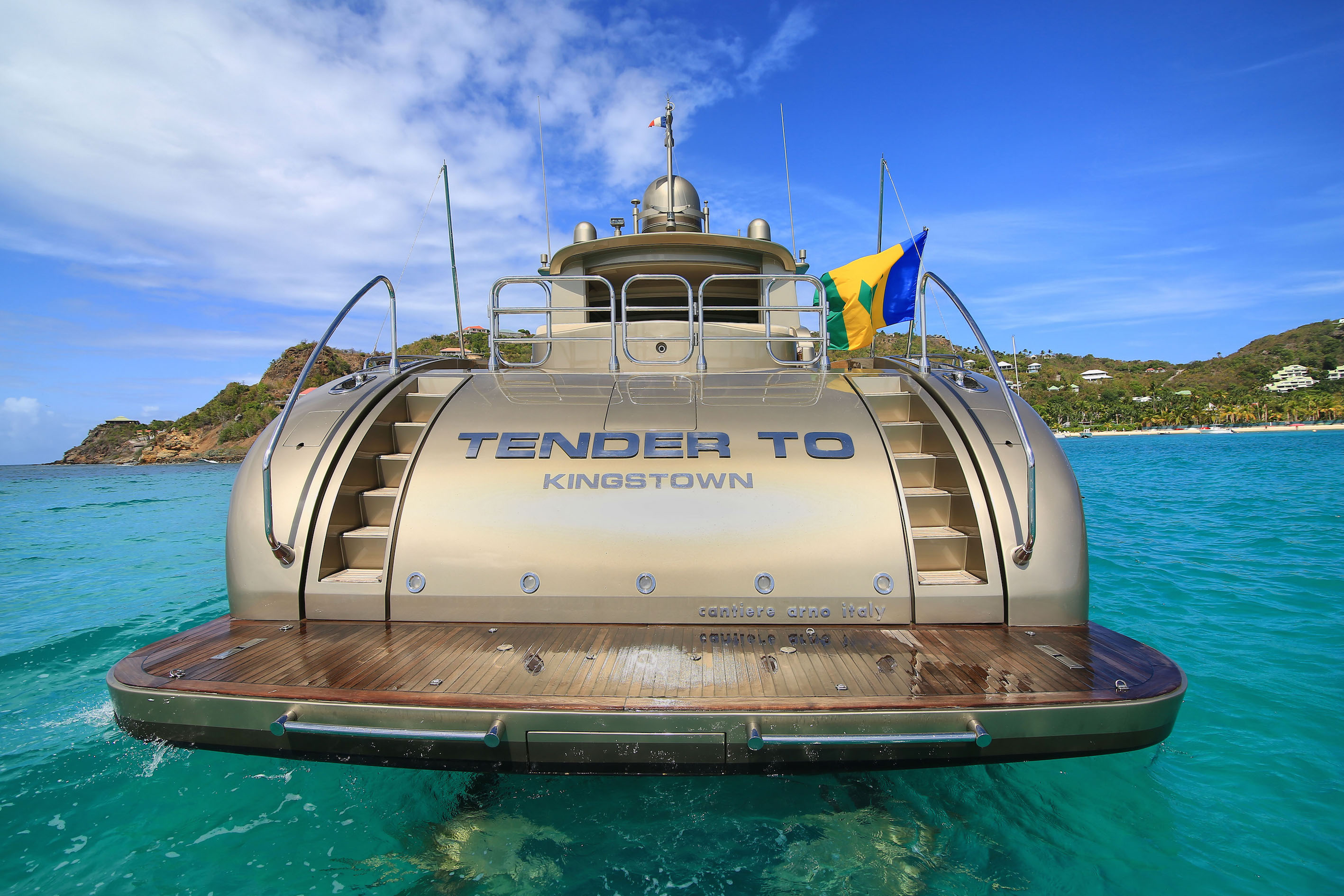 Leopard 27 yacht for sale 6