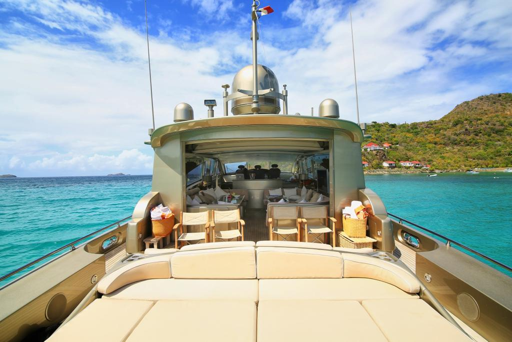 Leopard 27 yacht for sale 8