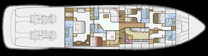 lower deck 108 AGATA