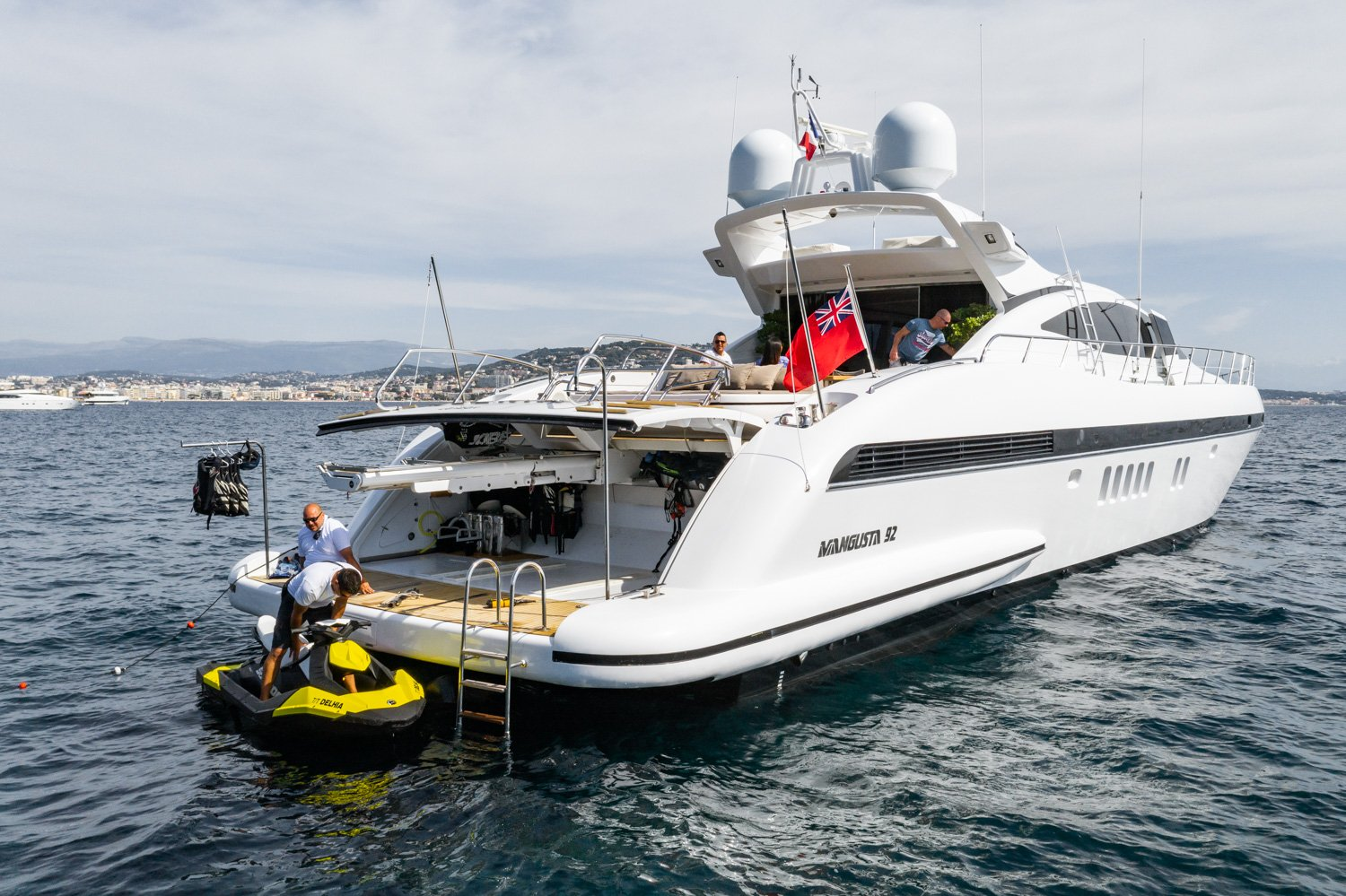 mangust 92 yacht for sale58