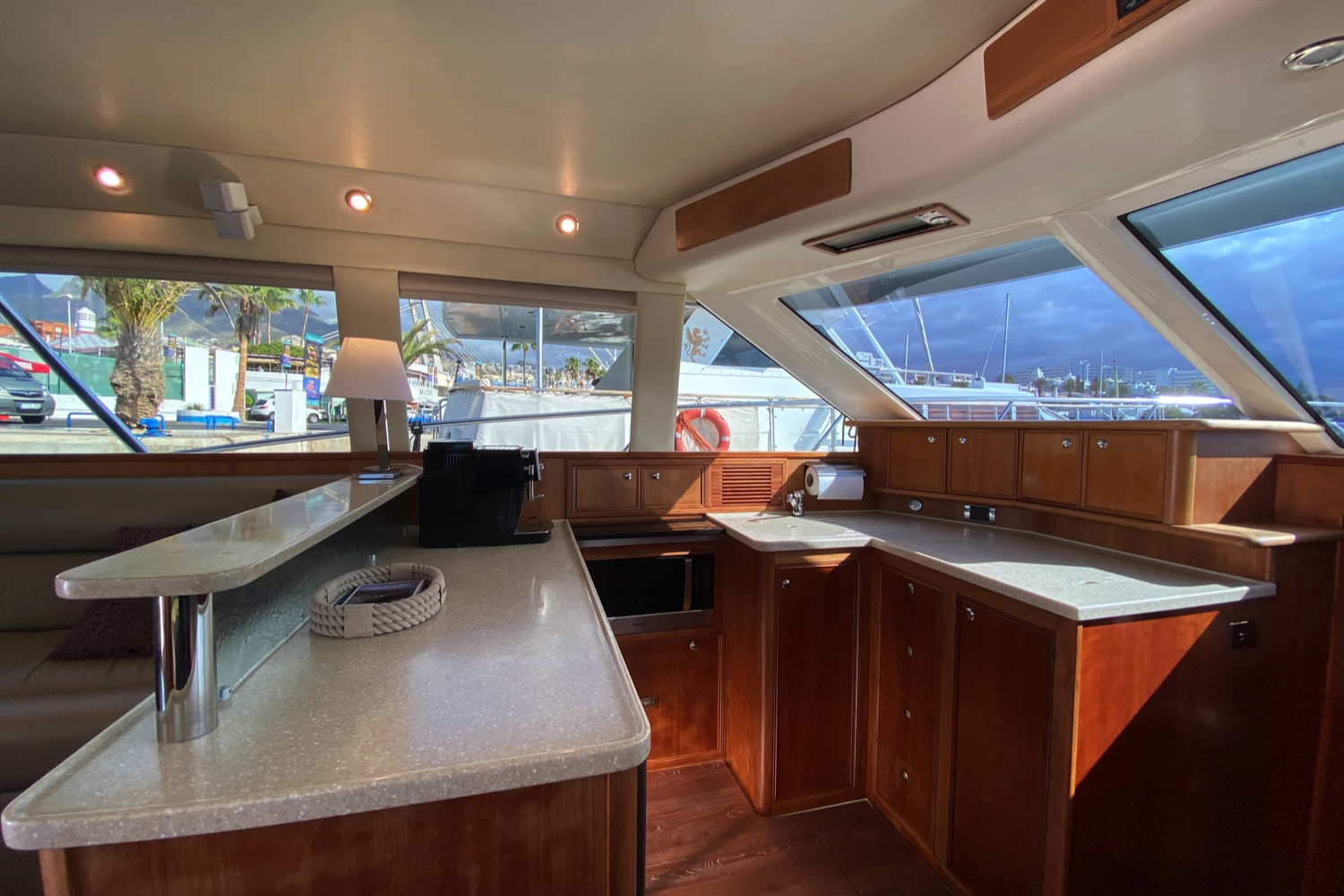 Riviera 47 Fly Yacht For Sale 72