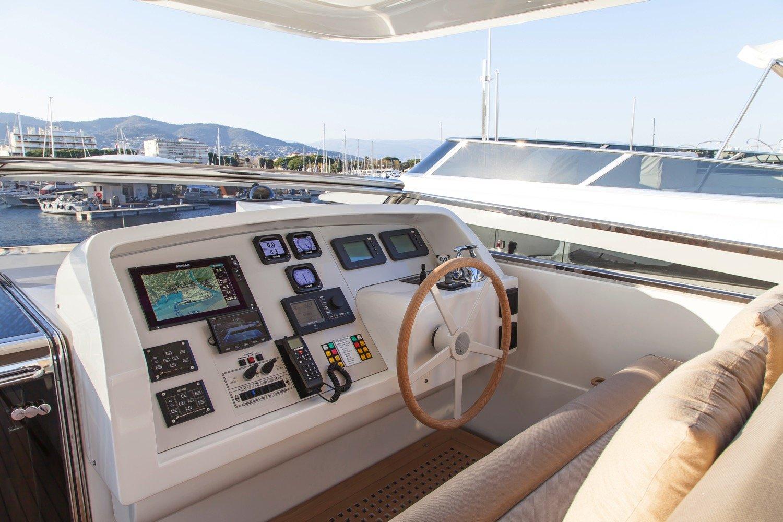 Sanlorenzo SL88 Yacht for sale 10
