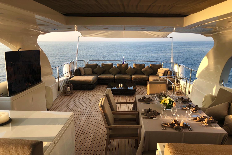 Sanlorenzo SL88 Yacht for sale 50