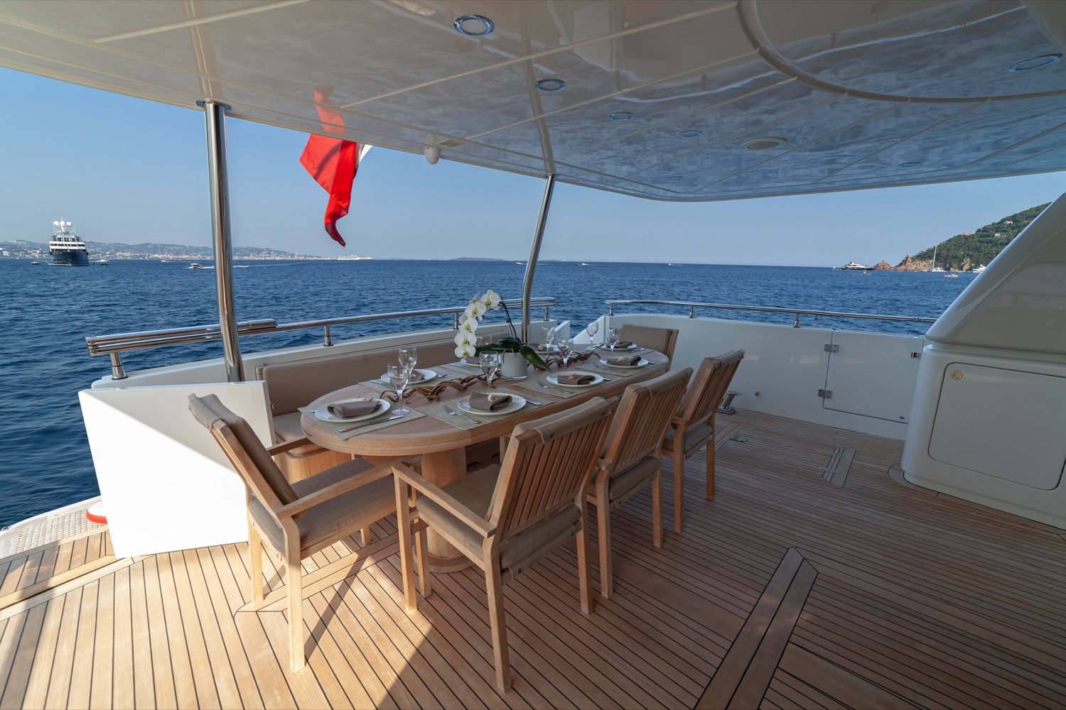 Sanlorenzo SL88 Yacht for sale 55