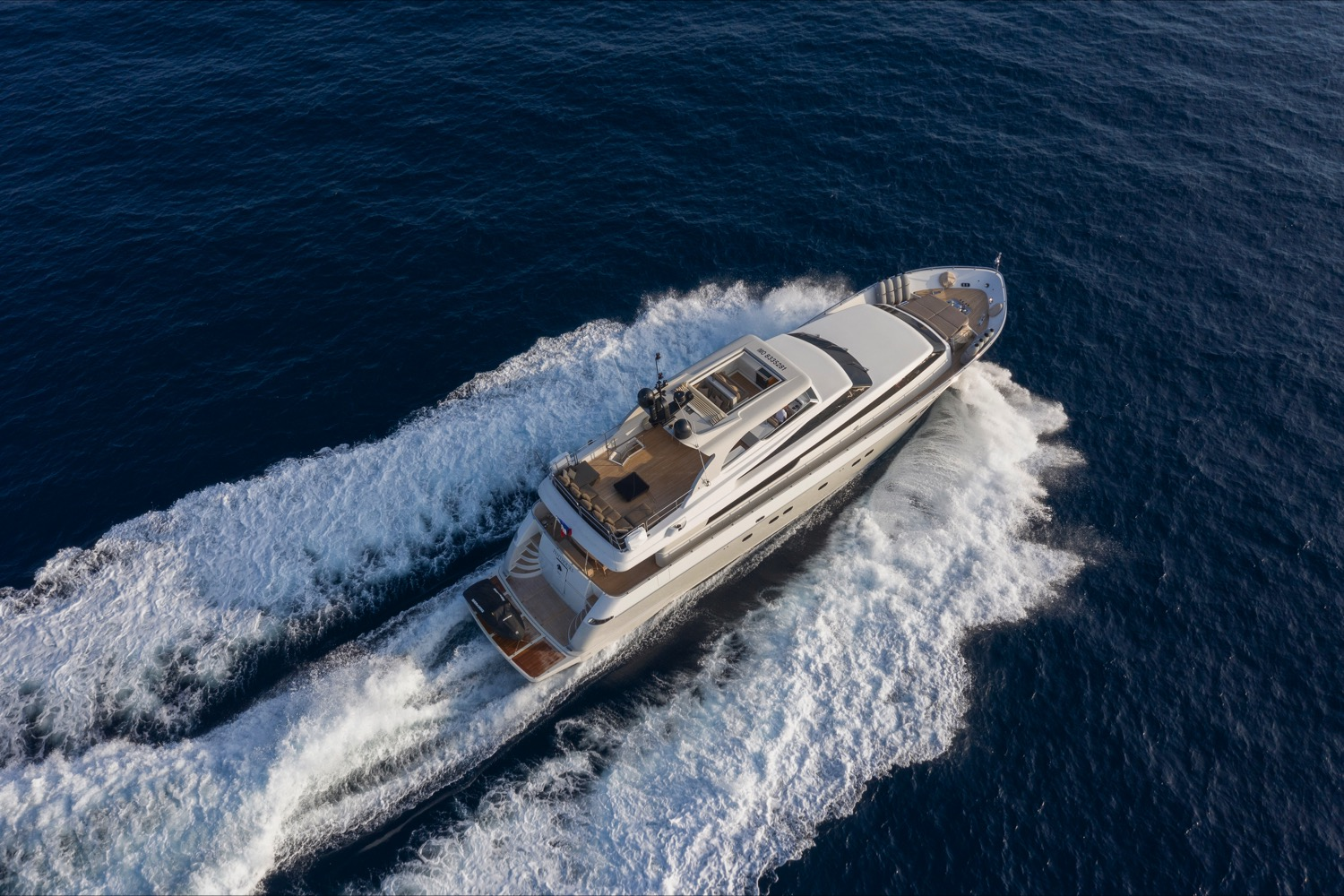 Sanlorenzo SL88 Yacht for sale 8