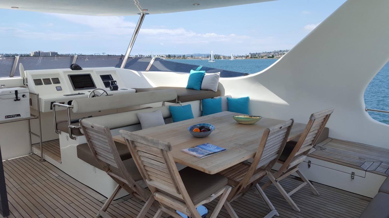 sunreef 70 power yacht for sale flybridge 2