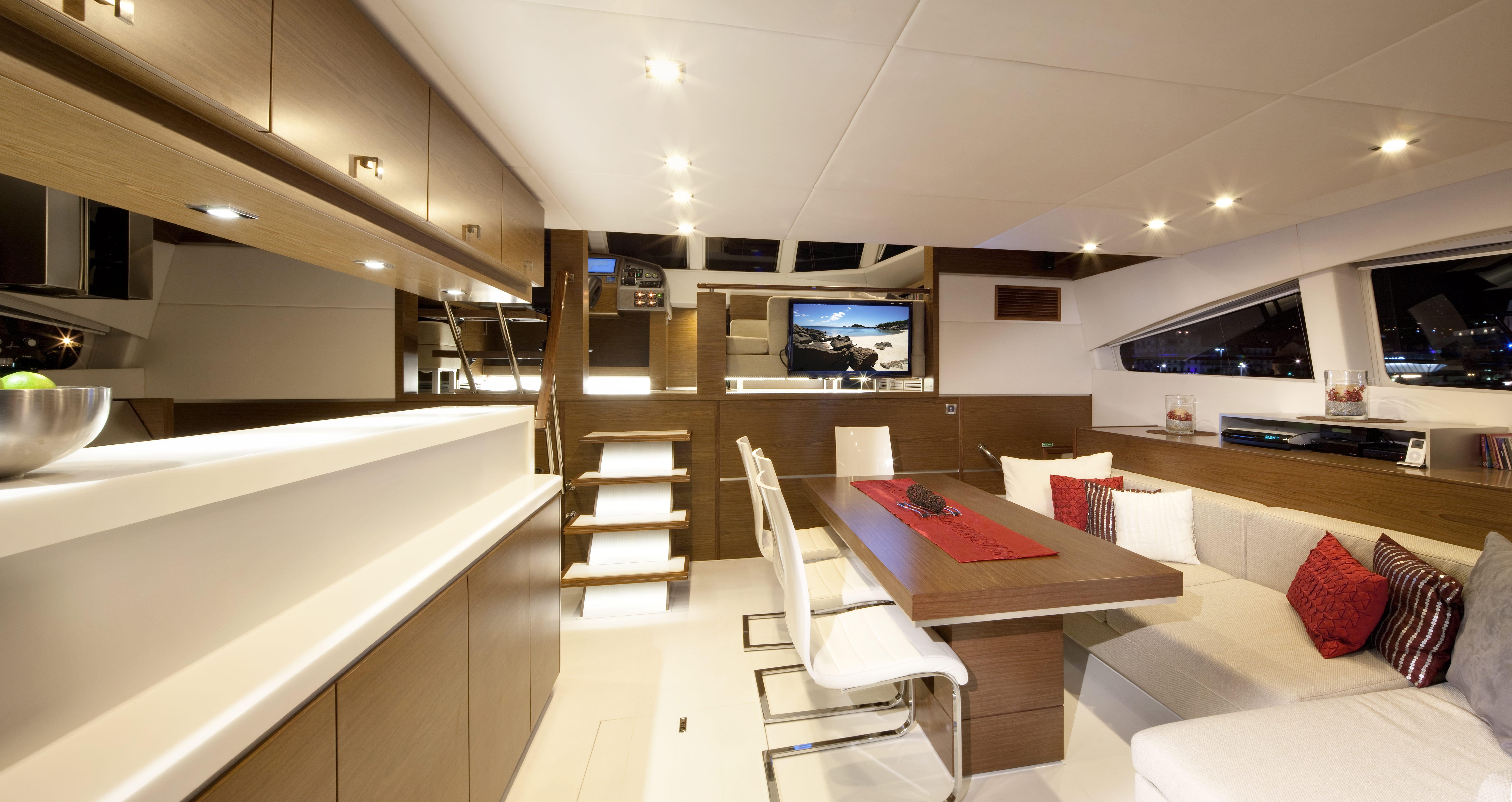 sunreef 70 power yacht for sale main deck 1-min