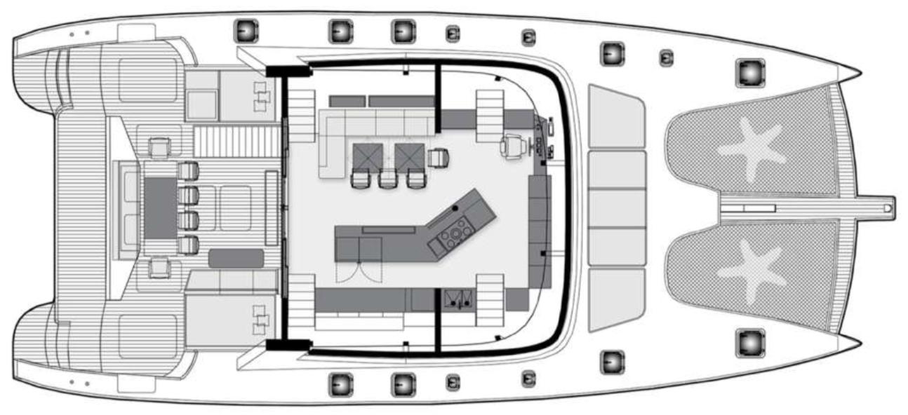 main deck sunreef 74